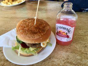 Aussie Burger The Lot
