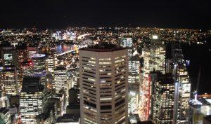Sydney nachts