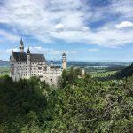 Neuschwanstein, Blick von der Marienbrücke