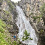 Hansens Wasserfall