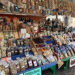 Marktstand in Meran